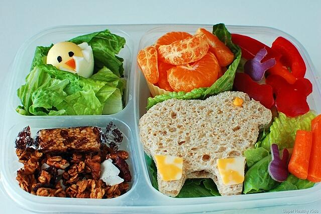 healthy lunchboxes for kids preschool