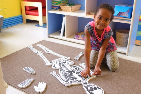 Oakland preschool