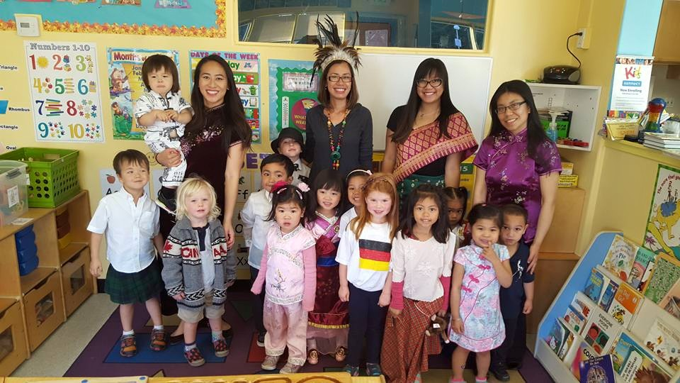 preschool education in pacifica