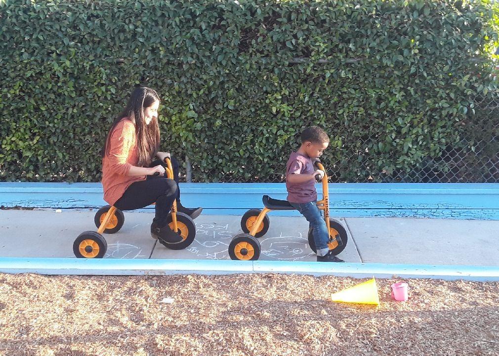 San Leandro preschool fun