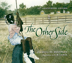 cover of the other side by jacqueline woodson