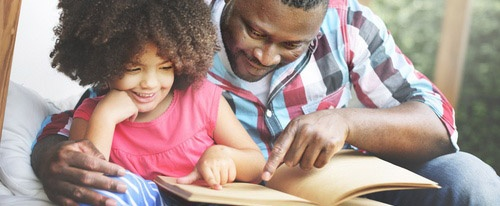 Preschool reading is important in child development