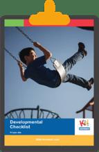 Development Checklist Clipboard