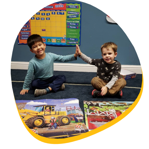 Play Based Curriculum at Kids Konnect