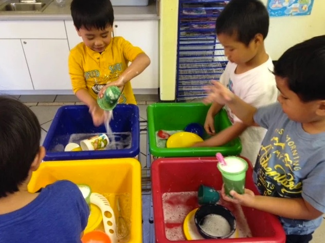 Kids Konnect preschools are a fantastic environment for children to play and learn