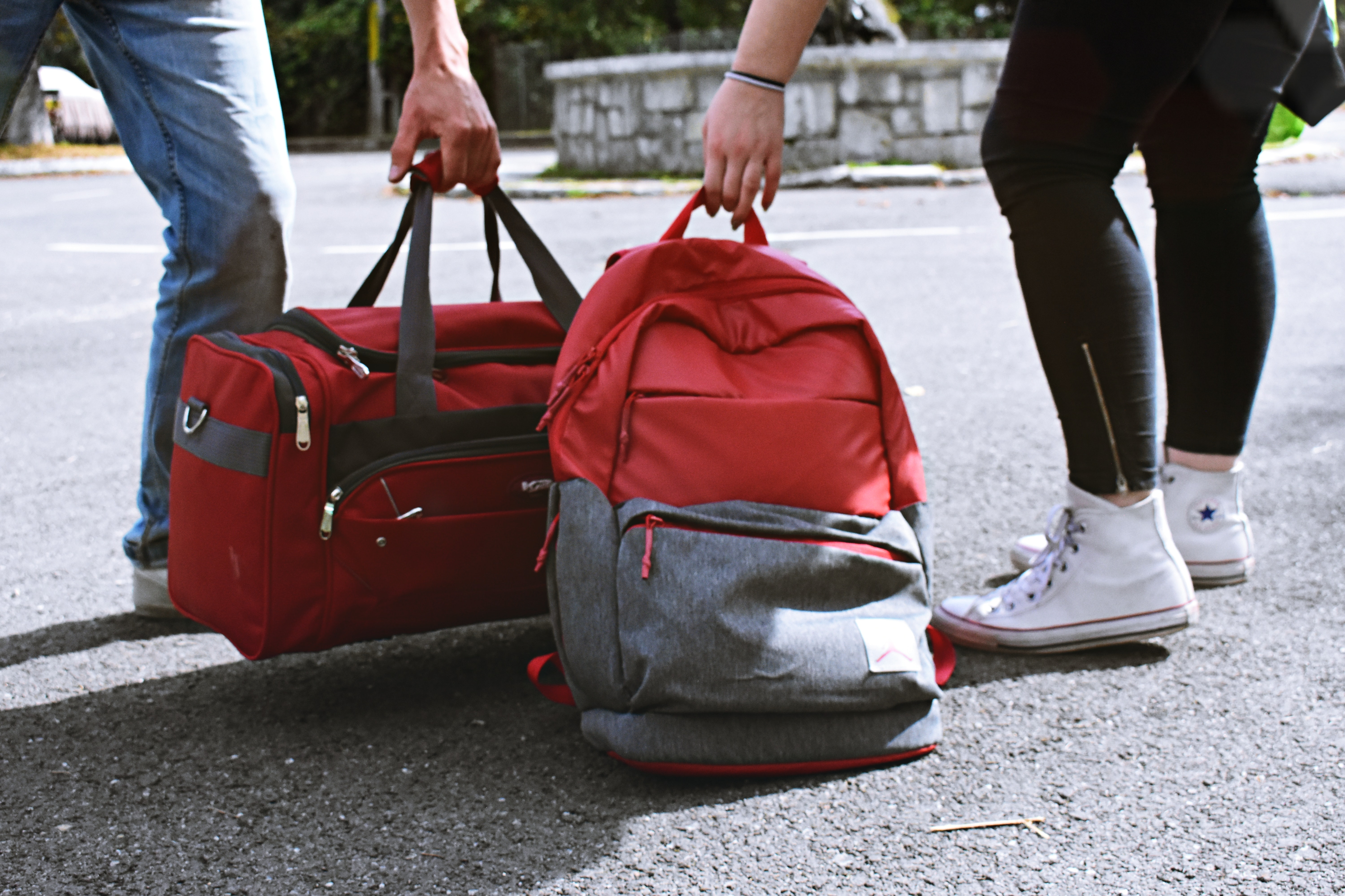 Pack essential items for your preschooler in your luggage
