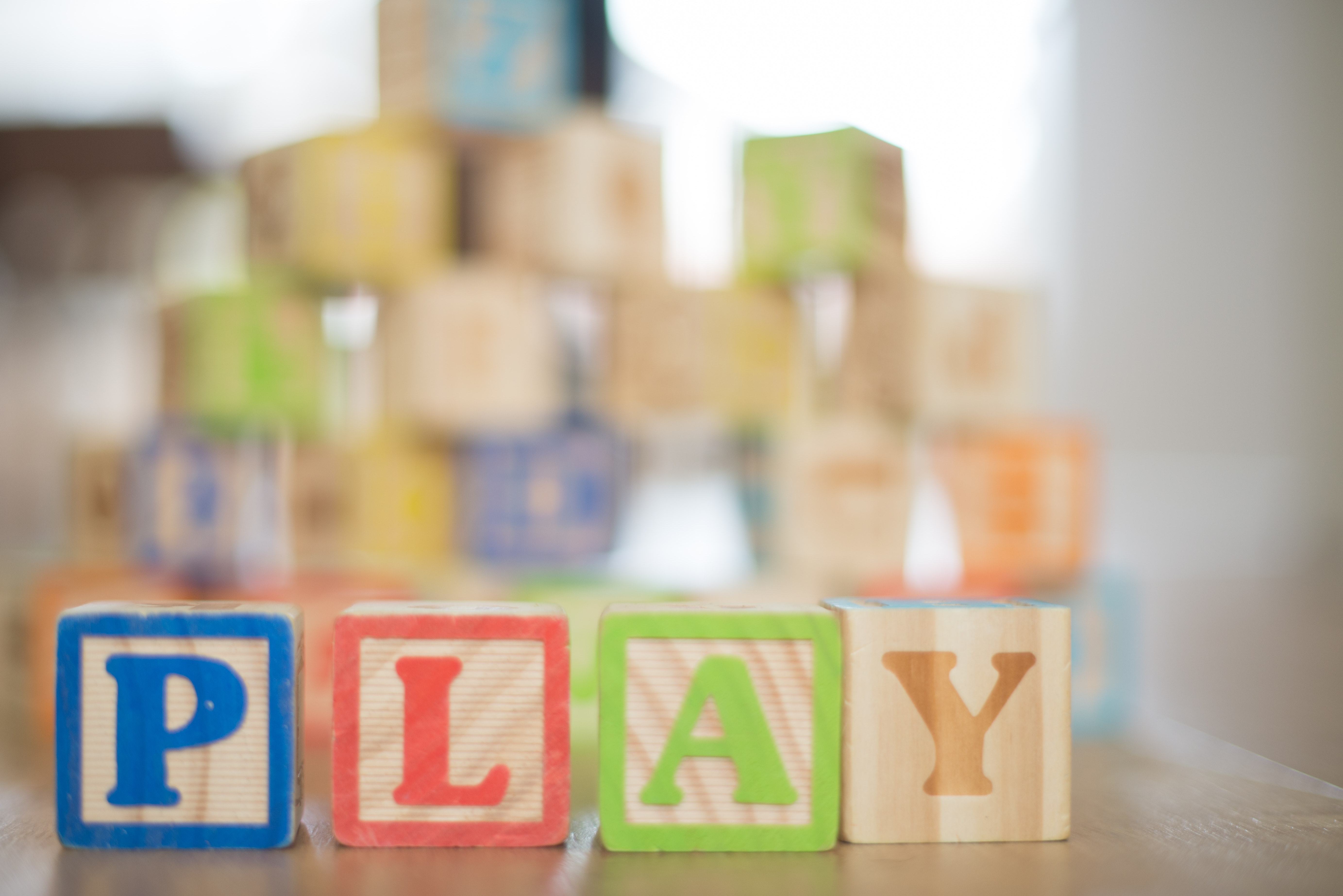 Pretend Play is Important for Preschool Children