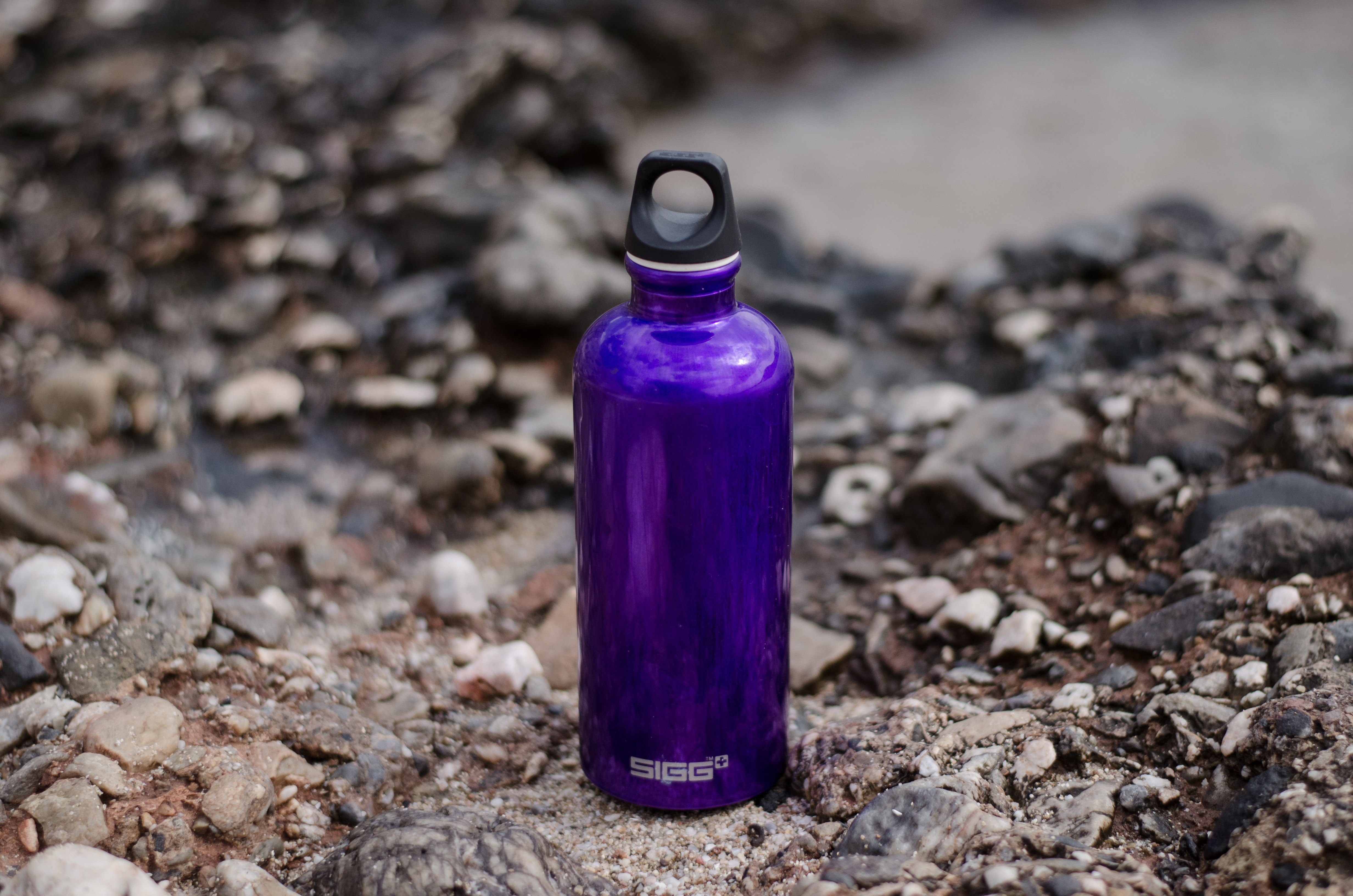 Reusable bottles are an easy way to reduce your plastic usage