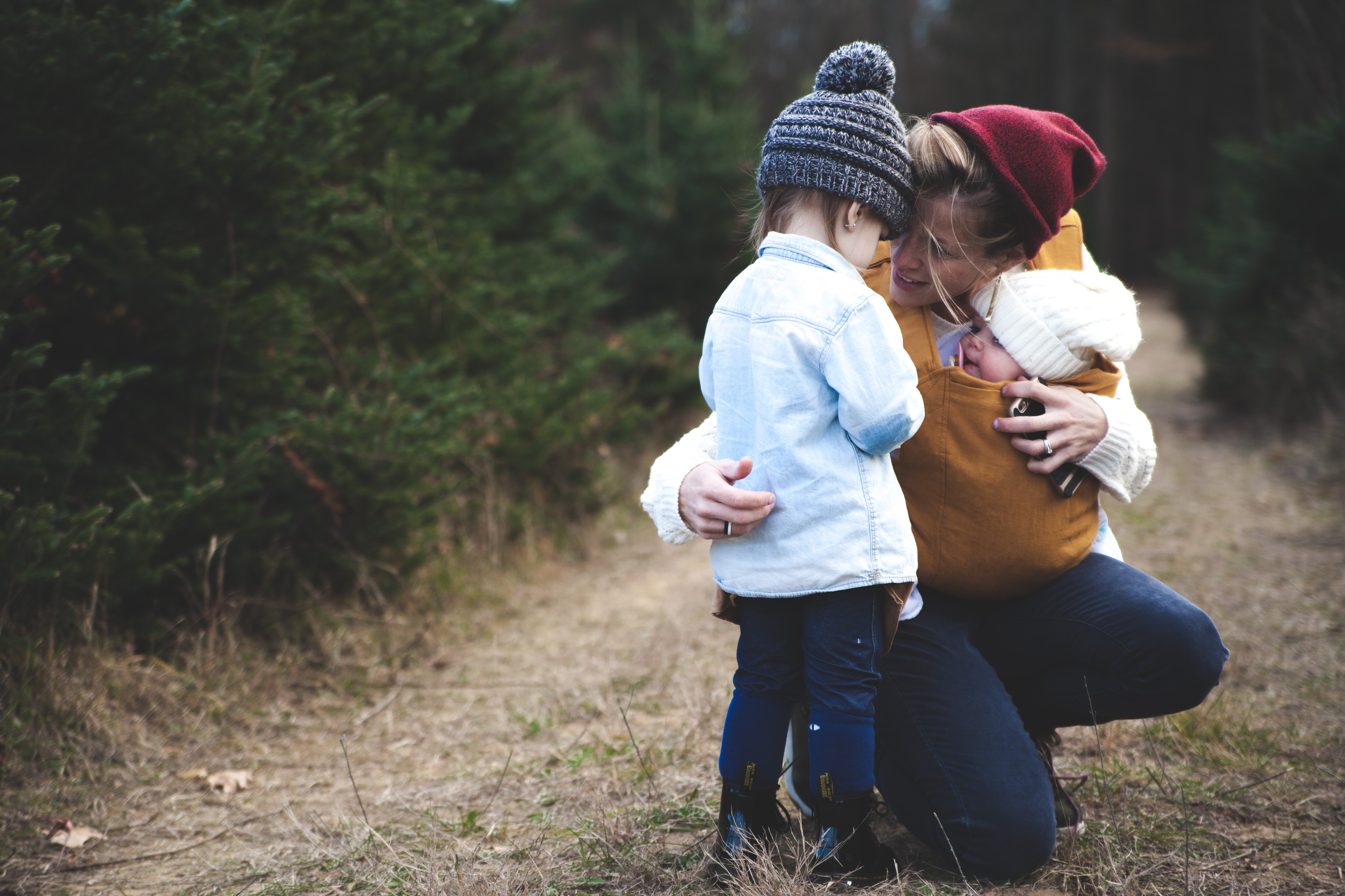 Talking to your preschool child is important for their development