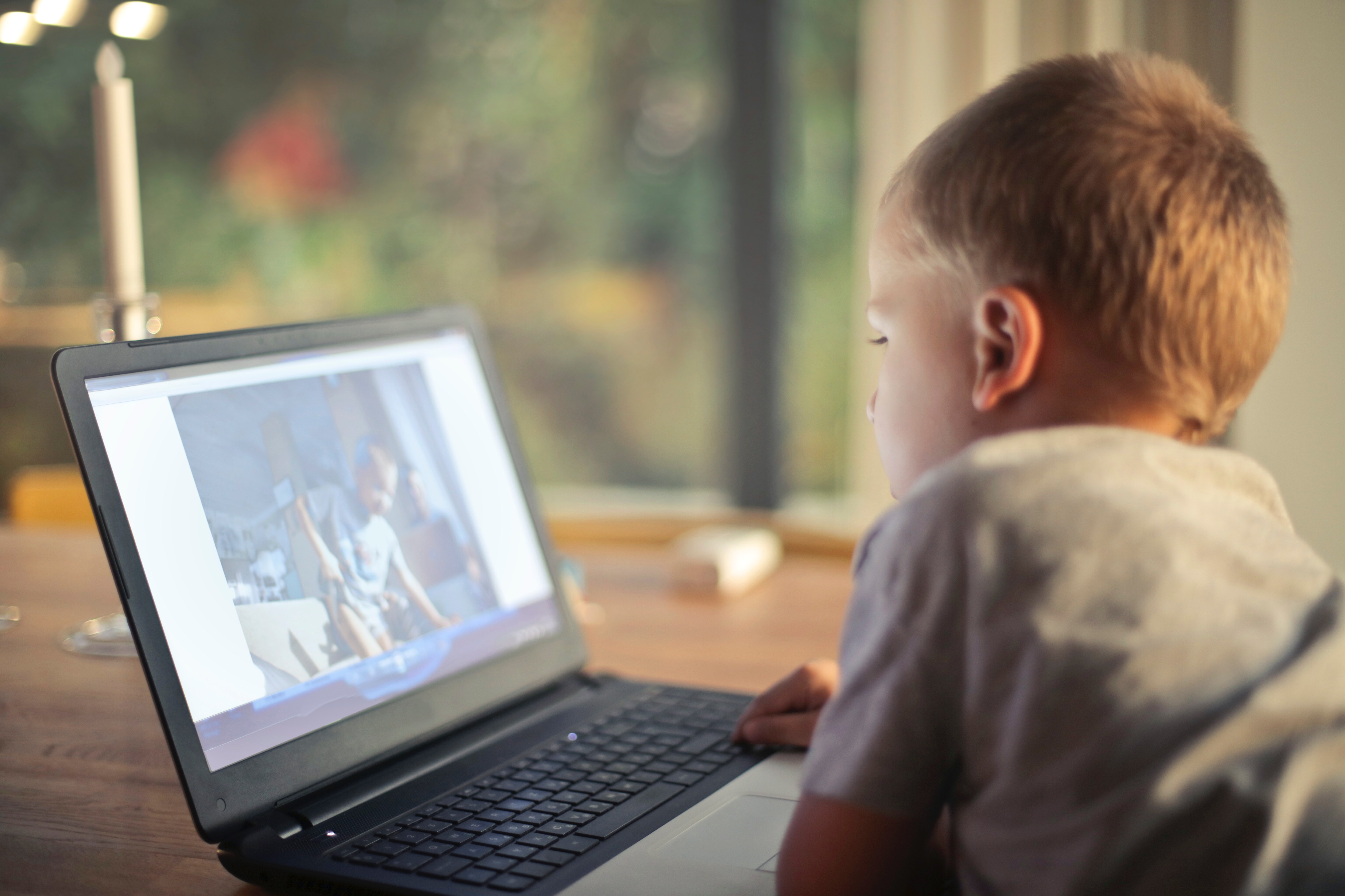 Technology is important to preschool children