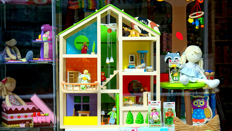 Playtime skills help children to enjoy their toys