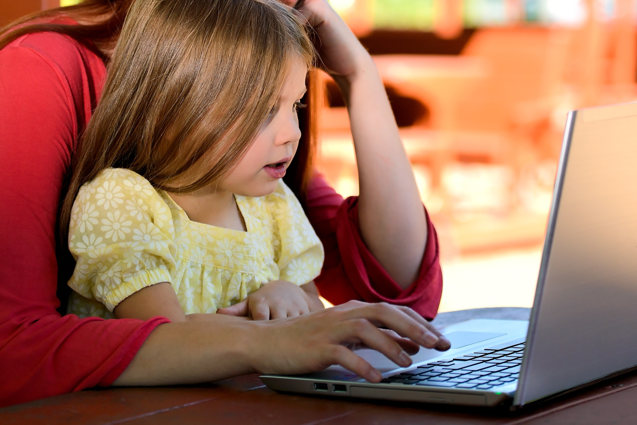 children can learn about computers at technology camp